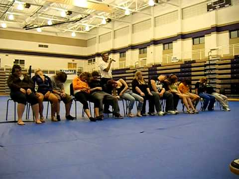 Fowlerville High School Class of 2010 lock in hypnosis