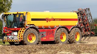 New Vredo VT5518-3 Axle Self-Propelled Slurry Applicator