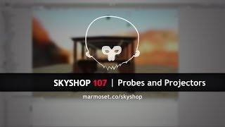 Skyshop 107+ Tutorial | 2. Sky Probes, Local Reflection & Box Projection