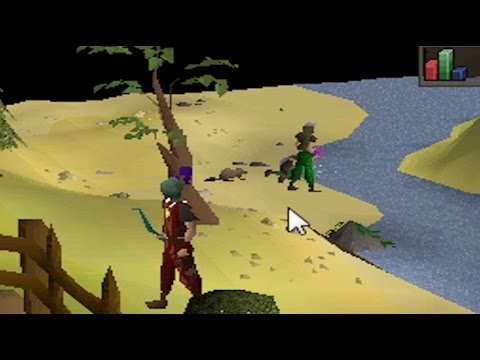 Runescape Sparc Mac's Deadman Tournament Adventure [Episode 1]