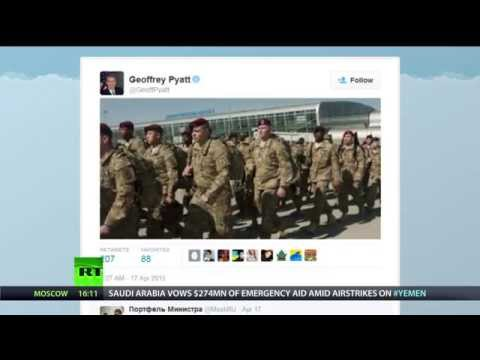 US military instructors arrive in Ukraine to train local forces
