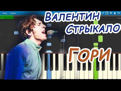 Валентин Стрыкало - Гори (на пианино Synthesia cover)