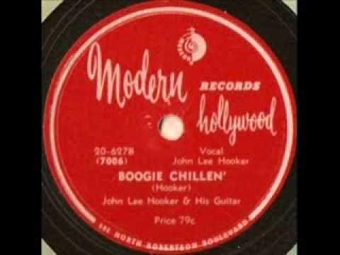 John Lee Hooker & Canned Heat - Boogie Chillen No. 2