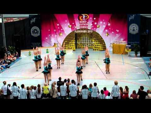 B a Lady - Norddeutsche Meisterschaft 2013