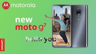 Moto G7 Plus Officially CONFIRMED | Moto G7  Price, Specs, Release Date 2018