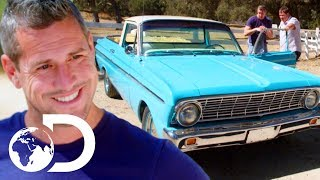Ant Makes A Dirty Old Ford Ranchero Look Good As New | Wheeler Dealers