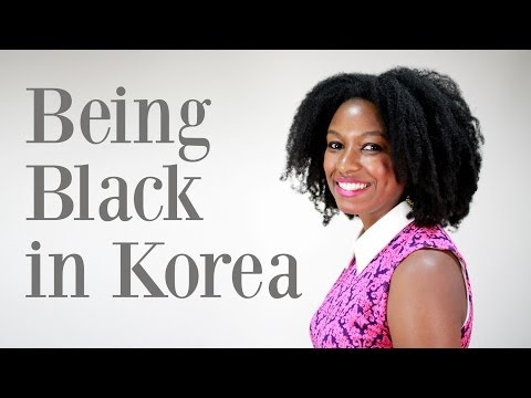 [ask Hyojin] Being Black In Korea - Charly's Experience video
