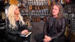 In the Vault with Shanda Golden- DAVID ELLEFSON