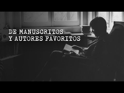Video De manuscritos y autores favoritos | Juan García Ponce