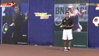Hướng dẫn tennis Breakpoint Phần 12-Part 2