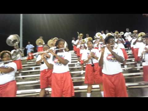 Forest Hill High School Marching Band 2014-2015