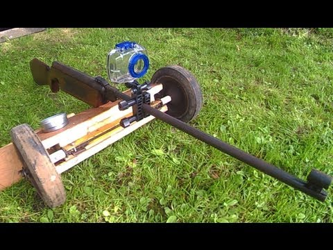 GoClever DVR Sport Gold - Airgun Test HD