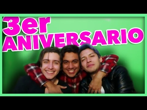 3er Aniversario EN VIVO   |  Pepe & Teo