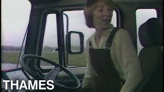 Leyland Road train T45   British Leyland   Vintage Truck   Wheels   1980
