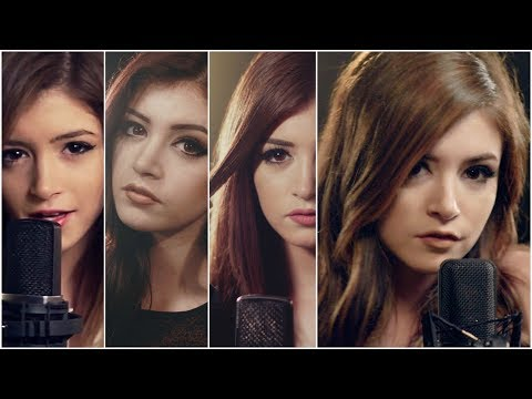 ALL Against The Current // Alex Goot Justin Bieber Covers 2013-2017