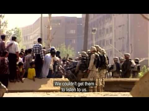 BBC The Iraq War Part 2 of 3 - After the Fall