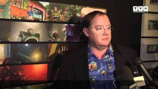 John Lasseter - The golden rules for a great film, according to Mr. Pixar