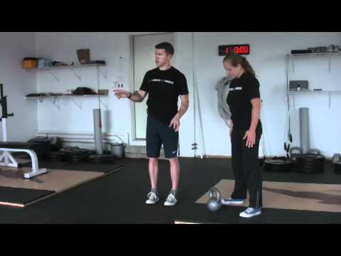 The Again Faster Mic'd Instructor - Kettlebell Swing Image 1