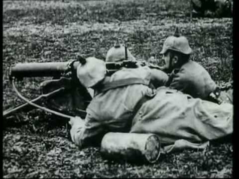 World War I: Battle Of Verdun 1/4
