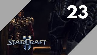 Starcraft II Wings of Liberty | Meeting Emperors son | Ep. 23