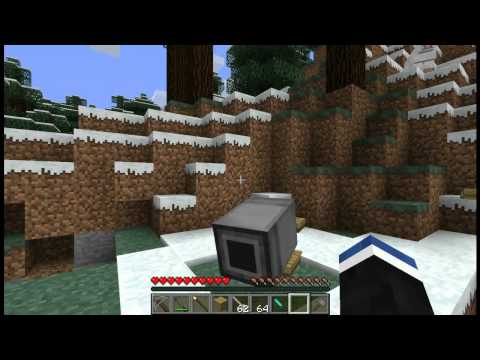 Minecraft Balkon's Weapon Mod 1.2.5 installieren [German] [HD]