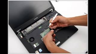 Toshiba Satellite L30 노트북 분해(Laptop disassembly)