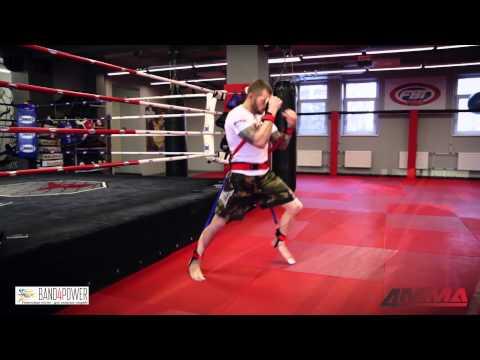 Фото:Тренажер BAND4POWER Fight Belt