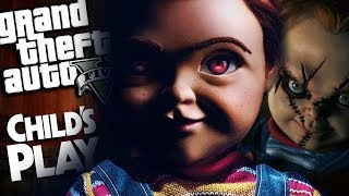 The NEW Childs Play VS The OLD Childs Play MOD (GTA 5 PC Mods Gameplay)