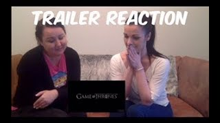 Trailer Reaction: Game of Thrones | Season 8 | Official Tease: Crypts of Winterfell