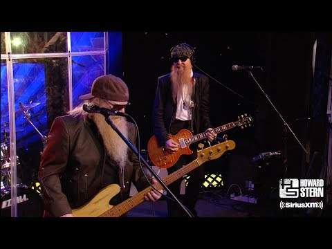 ZZ Top БLa GrangeБ on the Howard Stern Show