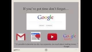 Download Google Marketing Tools Webinar   Fluid Advertising 3Gp Mp4