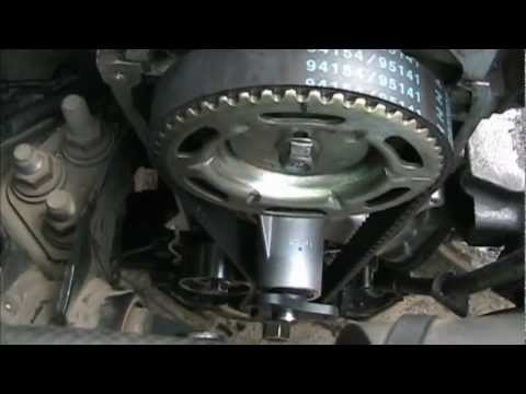 Water Pump & Timing Belt Replacement - Mazda 323
