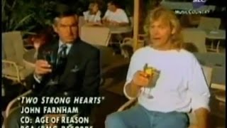 Watch John Farnham Two Strong Hearts video