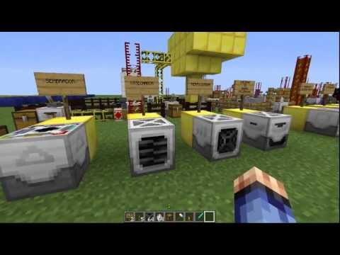 Minefactory Reloaded Mod Minecraft 1.5.1 -mod review- Parte1
