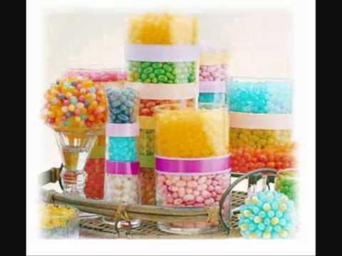 Centros de mesa dulce youtube - Como hacer centros de mesa con dulces para bautizo ...
