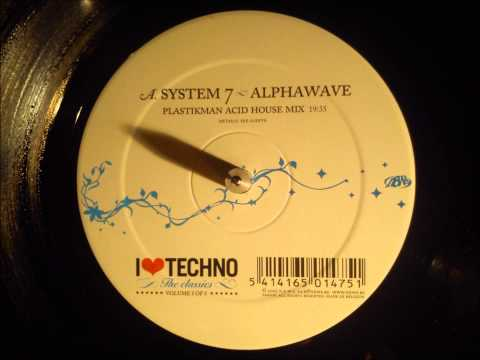 System7 - Alpha Wave ( Plastikman acid house remix )