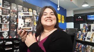 Toy Hunt UK Vlog - Disney Store Entertainer B&M Funko Batman Star Wars Marvel NECA & Horror Toys