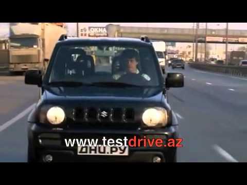 Suzuki Jimny   Тест драйв   www drive portal ru