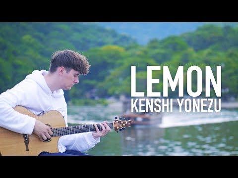 Lemon - Kenshi Yonezu (米津玄師) Fingerstyle Guitar Cover