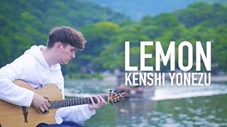 Lemon - Kenshi Yonezu (????) Fingerstyle Guitar Cover