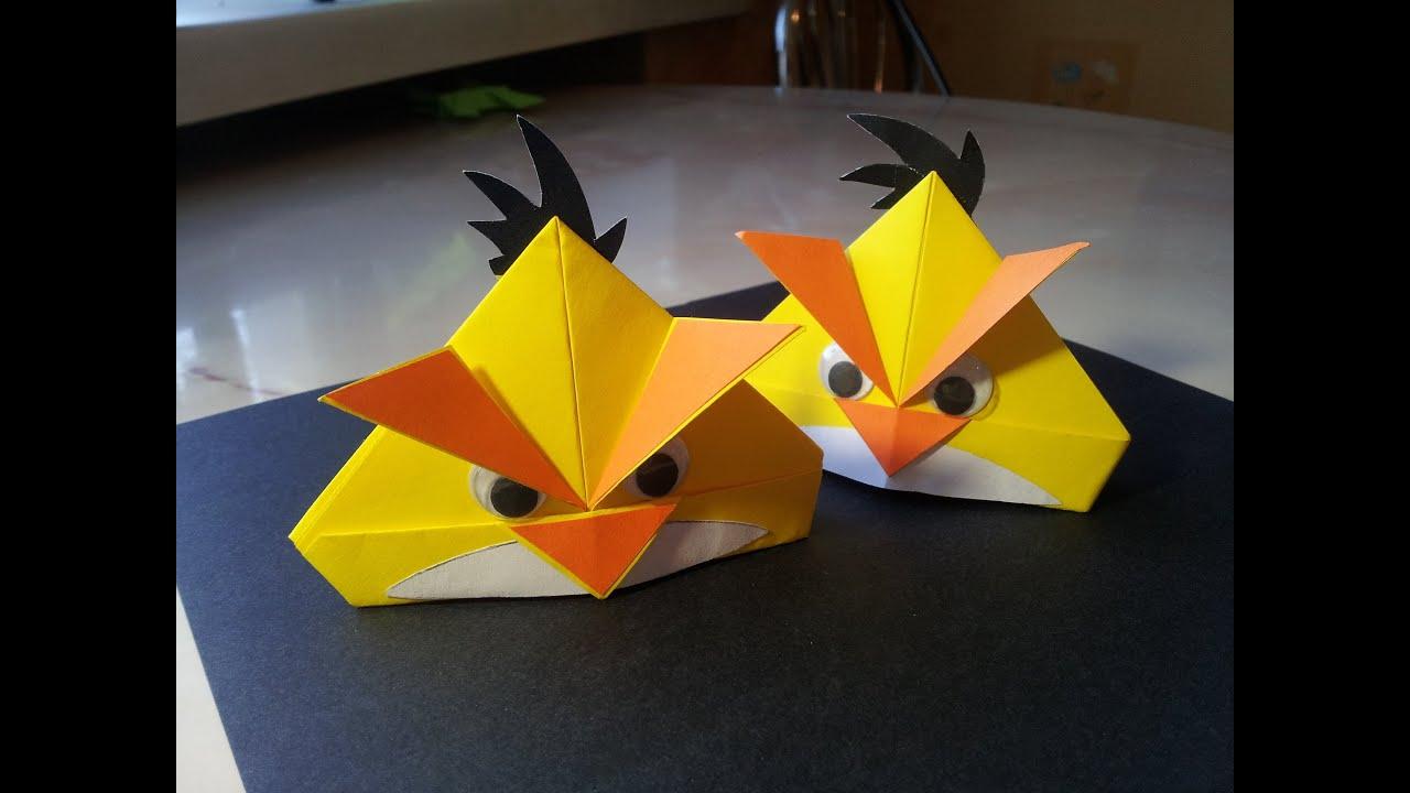 Как оригами в домашних условиях 747