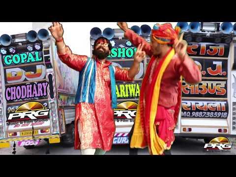 Dj Wale BABU - Rajasthani DJ Dhamaal Song ! सुपरहिट New डी जे सोंग 2017 ! PRG