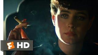 Blade Runner (1/10) Movie CLIP - She