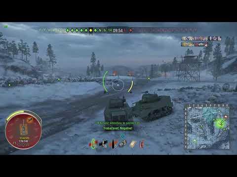 World of Tanks Xbox one M5A1 Stuart 6 Kills (M)