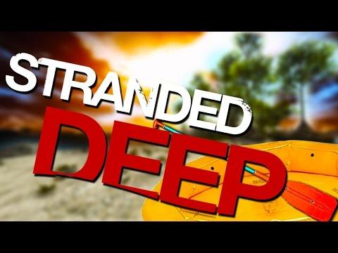 FOGGY FRIGHTMARES! | Stranded Deep #3