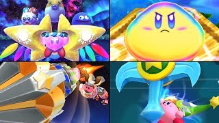 Evolution of Final Attacks in Kirby games ᴴᴰ (2011 - 2018)