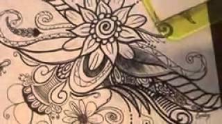 Zendoodle in color   YouTube