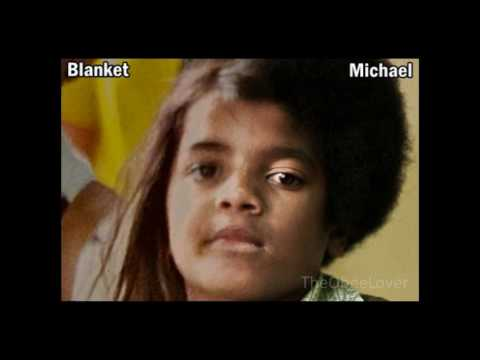 Proof Blanket Jackson is Michael Jacksons Biological son!Picture!!