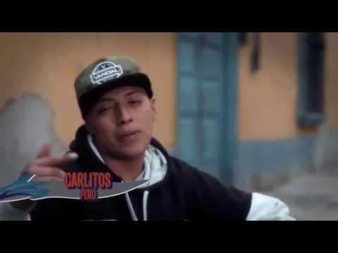 Freestyle Carlitos (Perú) - Red Bull Batalla de los Gallos Internacional 2014
