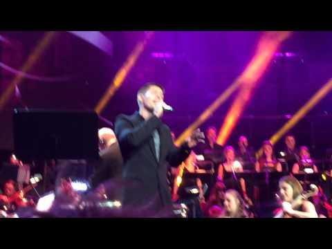 концерт Валерии в Лондоне (21.10.2014) со Стасом Пьехой